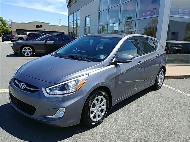 2017 Hyundai Accent GLS (Stk: U0357) in New Minas - Image 1 of 17