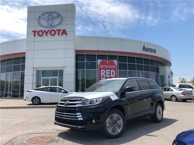 2019 Toyota Highlander Limited (Stk: 30947) in Aurora - Image 1 of 15