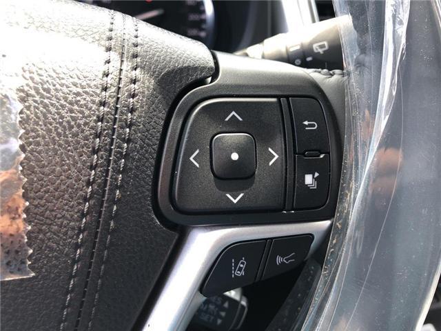 2019 Toyota Highlander Limited (Stk: 30947) in Aurora - Image 10 of 15