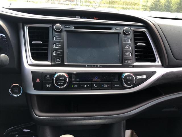 2019 Toyota Highlander Limited (Stk: 30947) in Aurora - Image 12 of 15