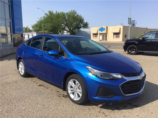 2019 Chevrolet Cruze LT (Stk: 198476) in Brooks - Image 1 of 23