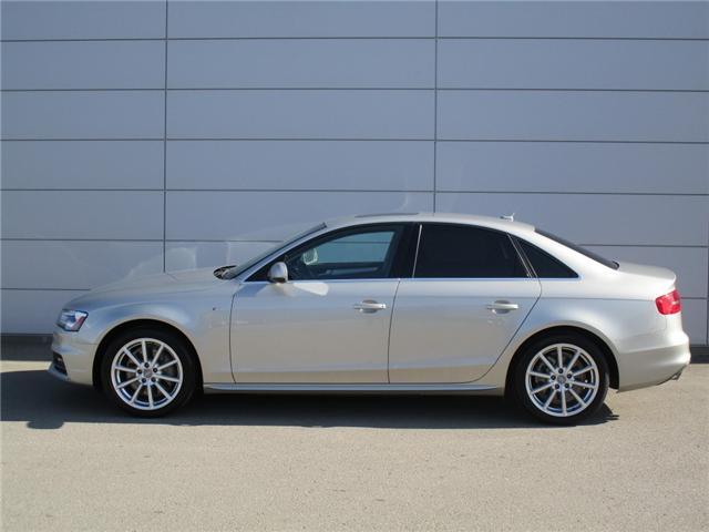 2015 Audi A4 2.0T Progressiv (Stk: 1903481) in Regina - Image 10 of 34
