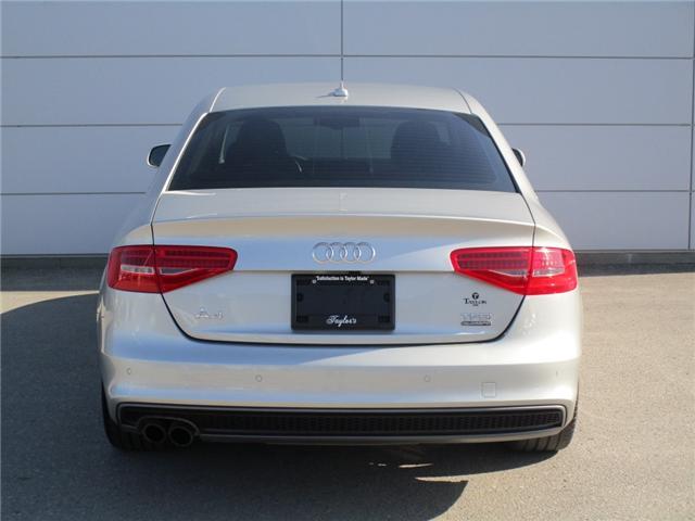 2015 Audi A4 2.0T Progressiv (Stk: 1903481) in Regina - Image 3 of 34