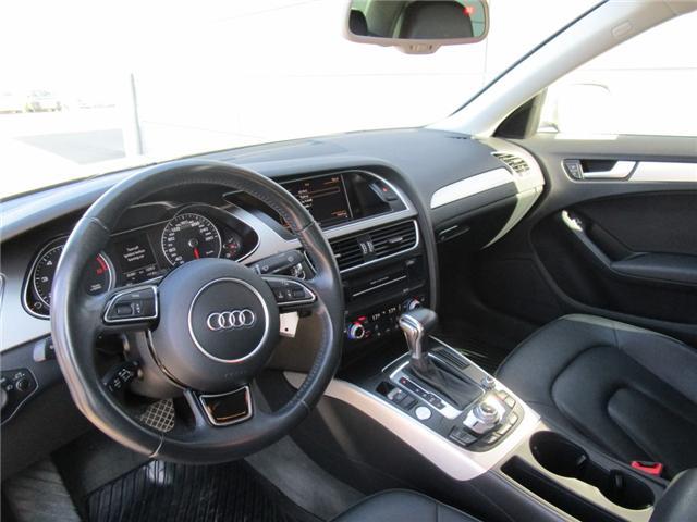 2015 Audi A4 2.0T Progressiv (Stk: 1903481) in Regina - Image 18 of 34