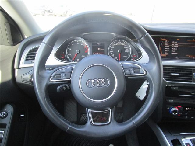 2015 Audi A4 2.0T Progressiv (Stk: 1903481) in Regina - Image 20 of 34