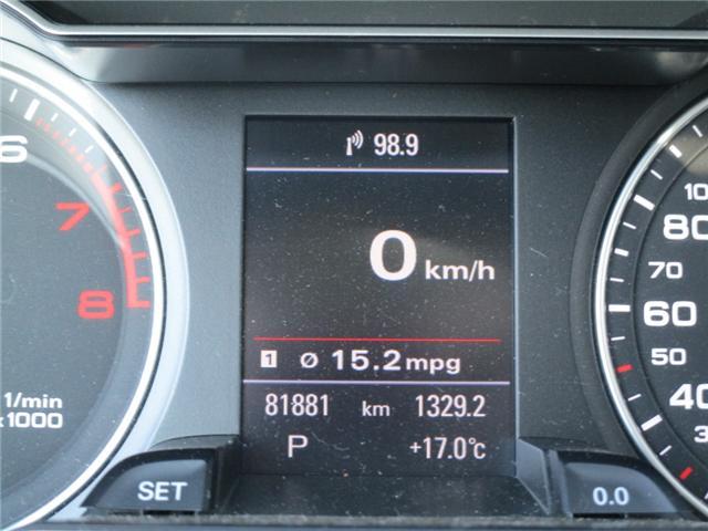 2015 Audi A4 2.0T Progressiv (Stk: 1903481) in Regina - Image 23 of 34