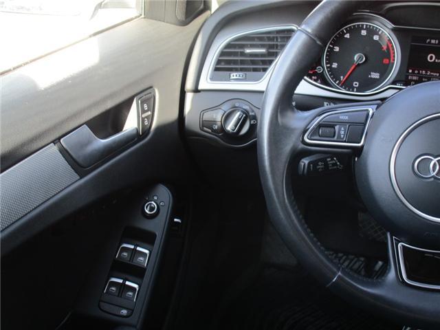 2015 Audi A4 2.0T Progressiv (Stk: 1903481) in Regina - Image 24 of 34