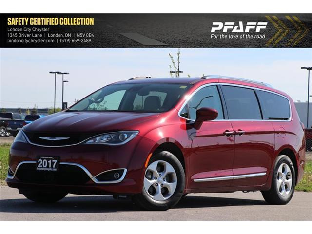 2017 Chrysler Pacifica Touring-L Plus (Stk: LU8629) in London - Image 1 of 21