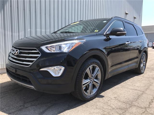 2013 Hyundai Santa Fe XL  (Stk: N270A) in Charlottetown - Image 1 of 22