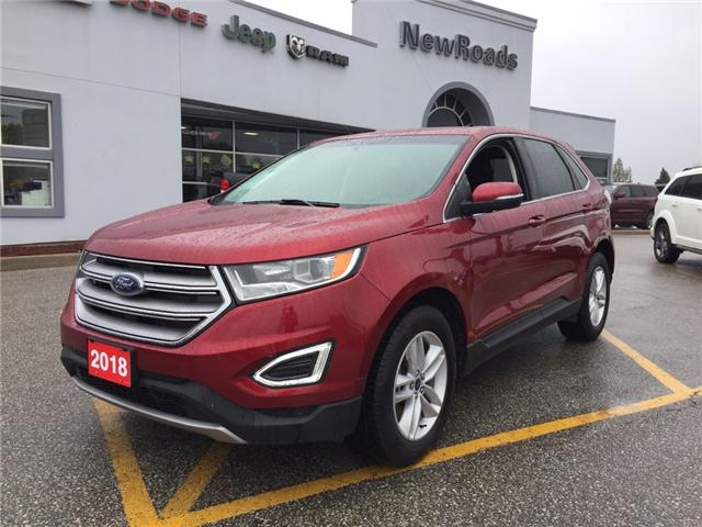 2018 Ford Edge SEL (Stk: 24124S) in Newmarket - Image 1 of 20