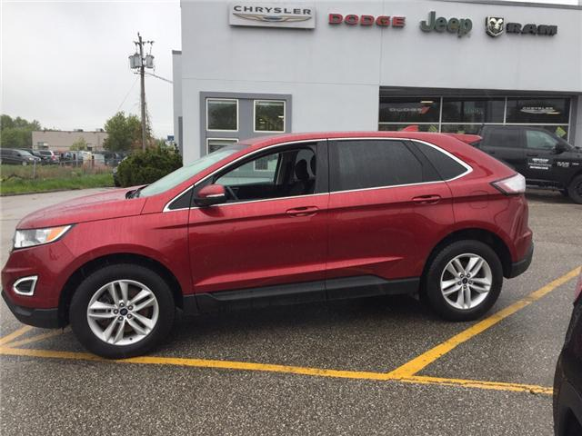 2018 Ford Edge SEL (Stk: 24124S) in Newmarket - Image 2 of 20