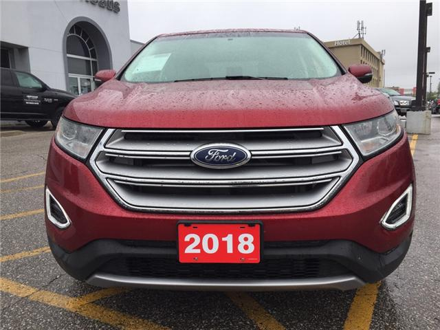 2018 Ford Edge SEL (Stk: 24124S) in Newmarket - Image 8 of 20