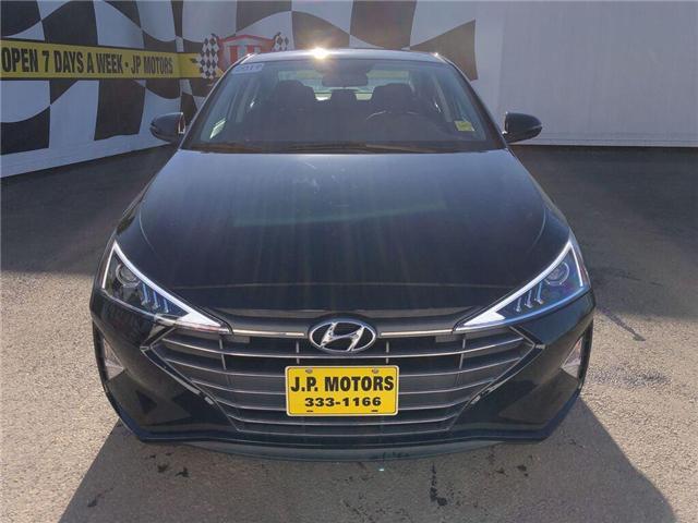 2019 Hyundai Elantra Preferred (Stk: 46485) in Burlington - Image 10 of 22