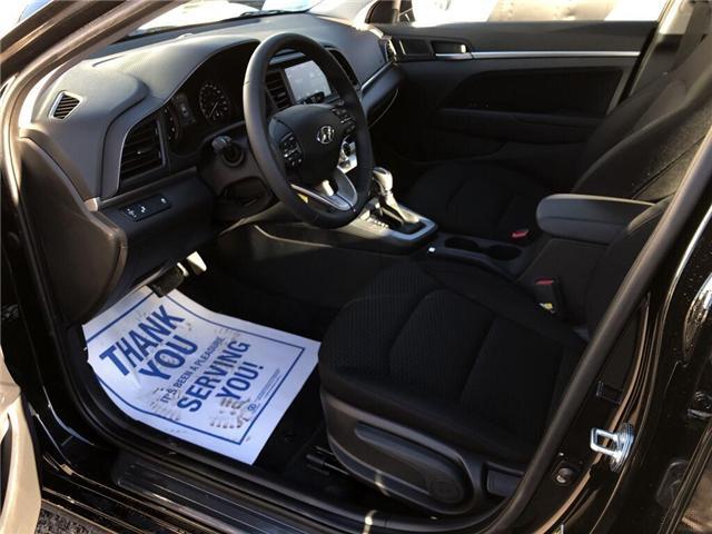 2019 Hyundai Elantra Preferred (Stk: 46485) in Burlington - Image 13 of 22