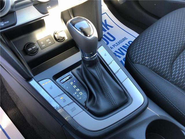 2019 Hyundai Elantra Preferred (Stk: 46485) in Burlington - Image 17 of 22