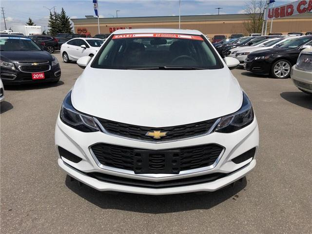 2018 Chevrolet Cruze LT|TRUE NORTH|SUNROOF|REAR CAMERA|LOW KMS'| (Stk: PW18227) in BRAMPTON - Image 2 of 16