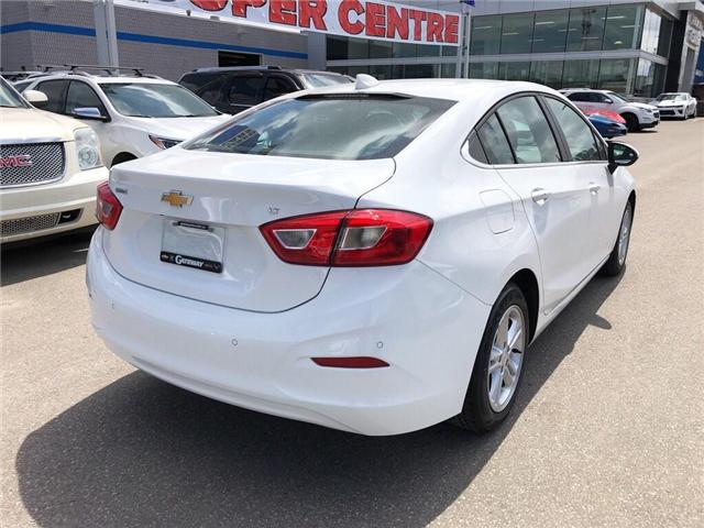 2018 Chevrolet Cruze LT|TRUE NORTH|SUNROOF|REAR CAMERA|LOW KMS'| (Stk: PW18227) in BRAMPTON - Image 4 of 16