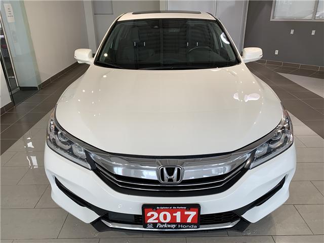 2017 Honda Accord EX-L (Stk: 16151A) in North York - Image 2 of 15