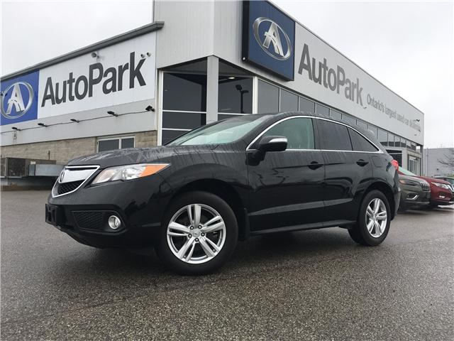 2015 Acura RDX Base (Stk: 15-06490MB) in Barrie - Image 1 of 30