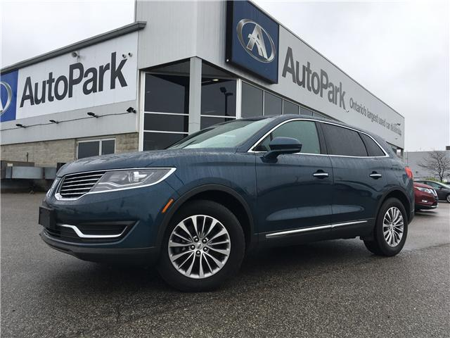 2016 Lincoln MKX Select (Stk: 16-54935MB) in Barrie - Image 1 of 27