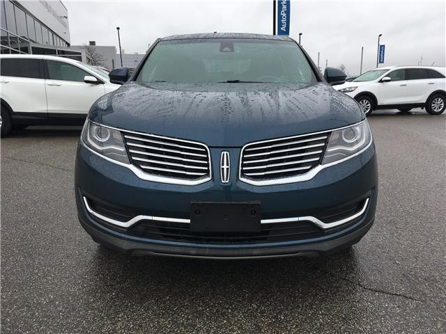2016 Lincoln MKX Select (Stk: 16-54935MB) in Barrie - Image 2 of 27