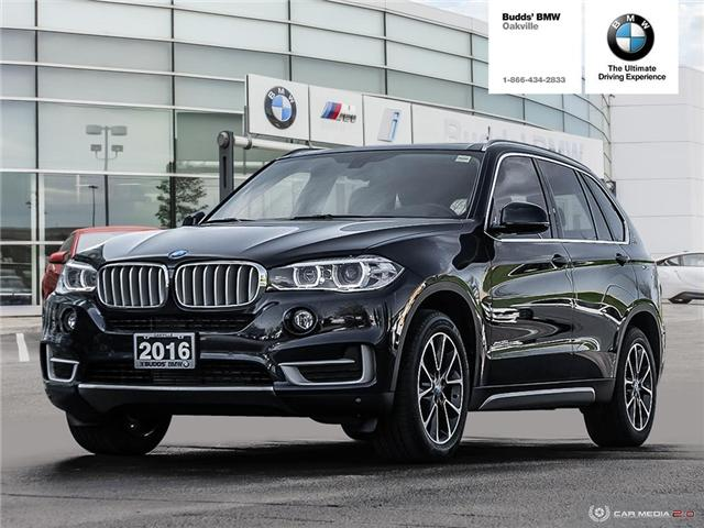 2016 BMW X5 xDrive35i (Stk: T687770A) in Oakville - Image 1 of 25