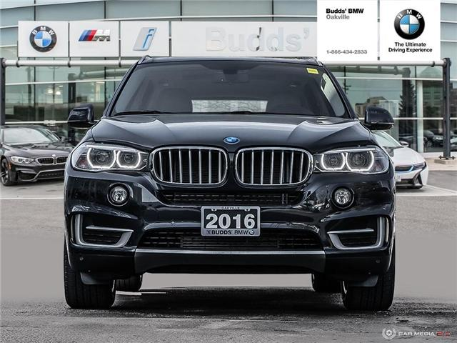 2016 BMW X5 xDrive35i (Stk: T687770A) in Oakville - Image 2 of 25