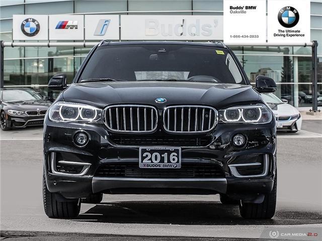 2016 BMW X5 xDrive35i (Stk: DB5628) in Oakville - Image 2 of 22