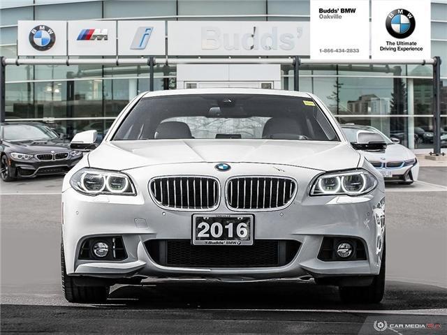 2016 BMW 535i xDrive (Stk: DB5633) in Oakville - Image 2 of 25