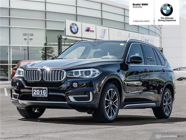 2016 BMW X5 xDrive35i (Stk: T695625A) in Oakville - Image 1 of 25