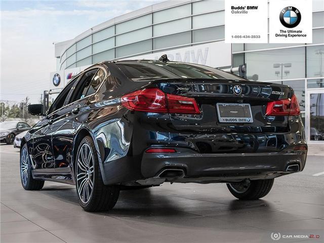 2018 BMW 530i xDrive (Stk: DB5644) in Oakville - Image 2 of 13