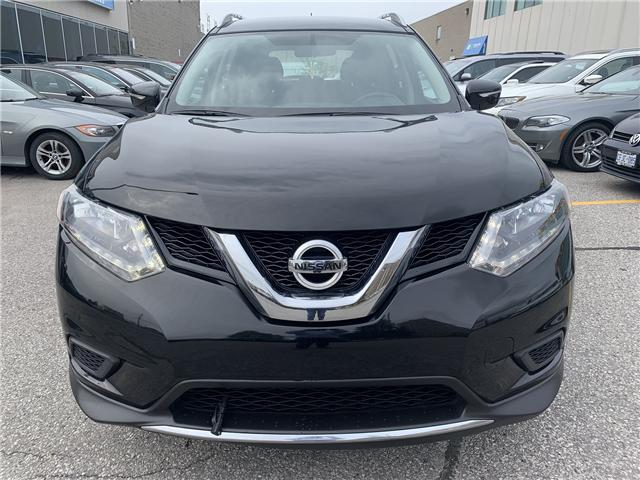 2015 Nissan Rogue S (Stk: ) in Concord - Image 2 of 18