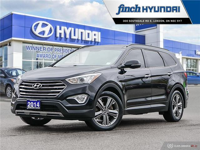 2014 Hyundai Santa Fe Limited For Sale >> 2014 Hyundai Santa Fe Xl Limited Limited Awd At 22587 For Sale In