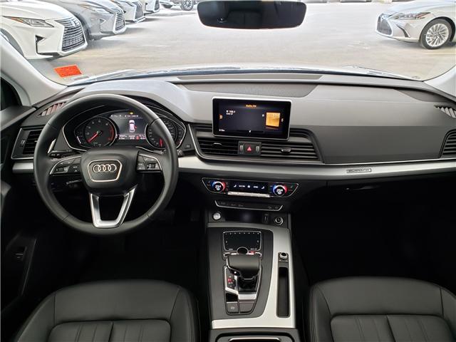 2018 Audi Q5 2.0T Komfort (Stk: LU0249) in Calgary - Image 2 of 23