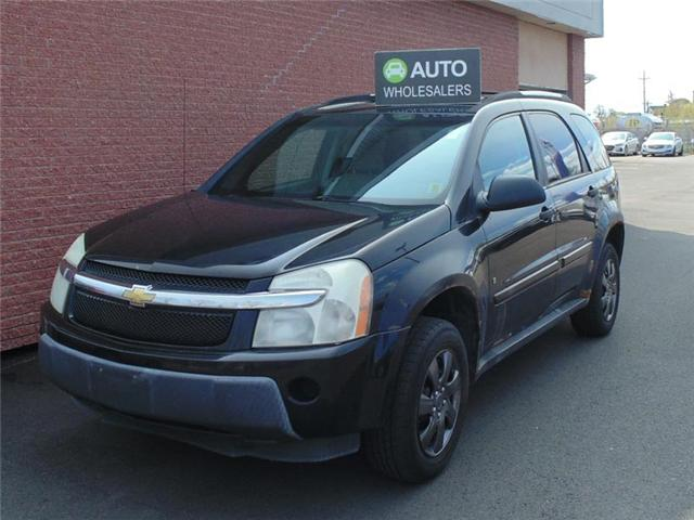2006 Chevrolet Equinox LS (Stk: N356A) in Charlottetown - Image 1 of 7
