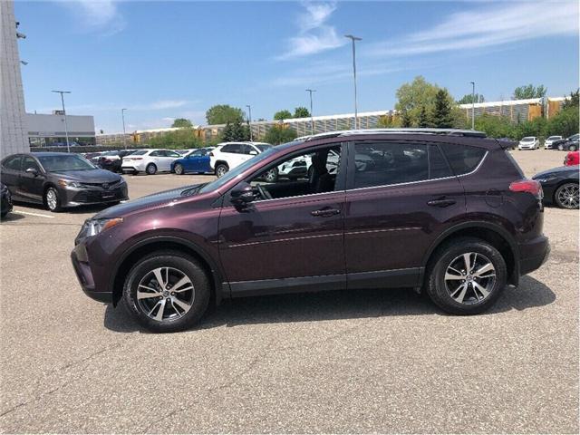 2018 Toyota RAV4 XLE,AWD,SUNROOF, (Stk: u2601) in Vaughan - Image 2 of 16