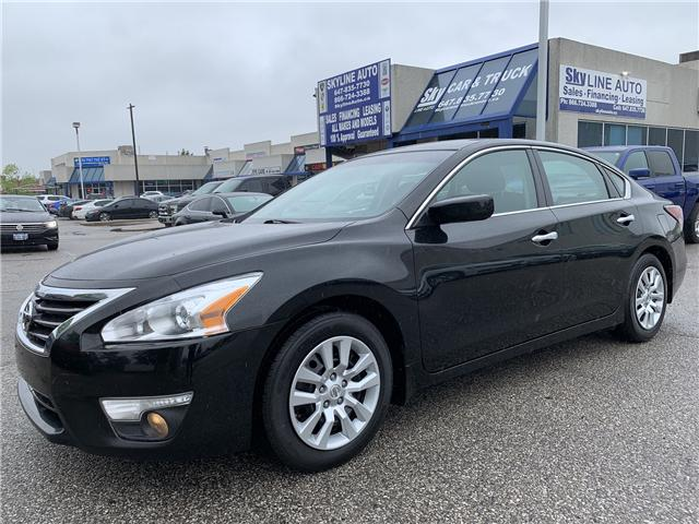 2015 Nissan Altima 2.5 S (Stk: ) in Concord - Image 1 of 14