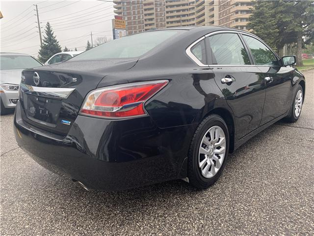 2015 Nissan Altima 2.5 S (Stk: ) in Concord - Image 4 of 14