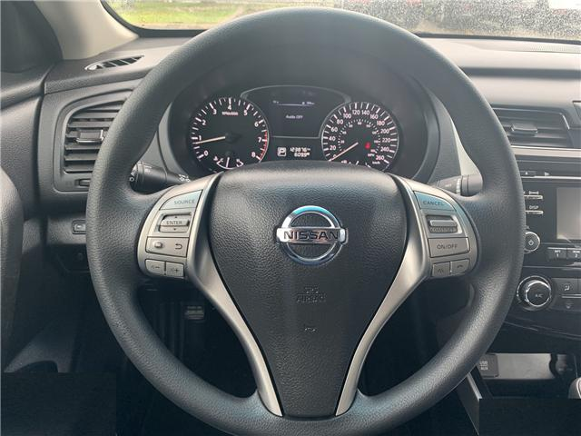2015 Nissan Altima 2.5 S (Stk: ) in Concord - Image 12 of 14
