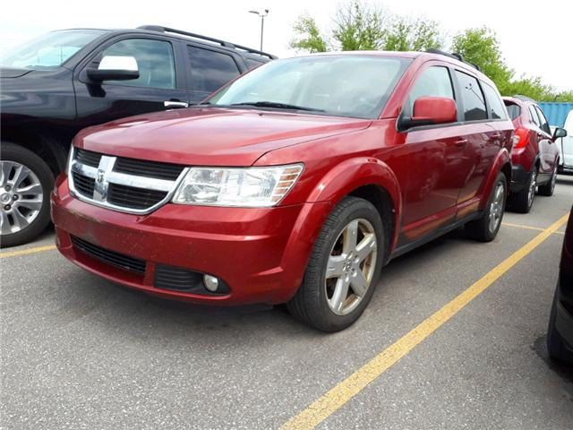 2010 Dodge Journey SXT (Stk: AT130830) in Sarnia - Image 1 of 4