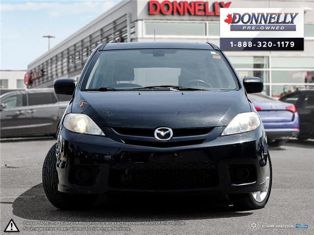 2007 Mazda Mazda5  (Stk: PBWKS279A) in Kanata - Image 2 of 27