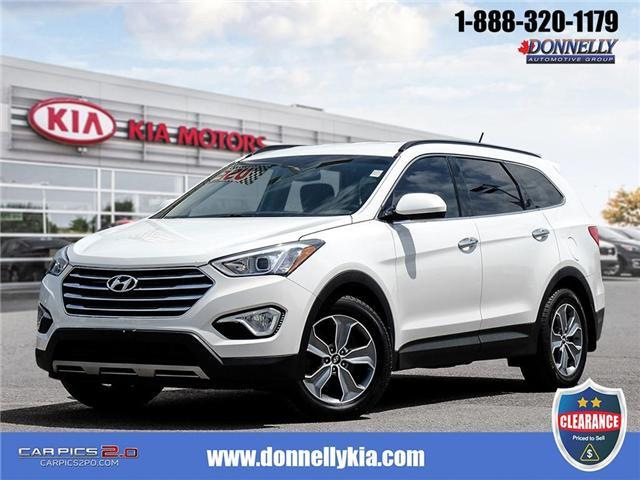 2015 Hyundai Santa Fe XL Premium (Stk: CLKUR2268A) in Kanata - Image 1 of 27