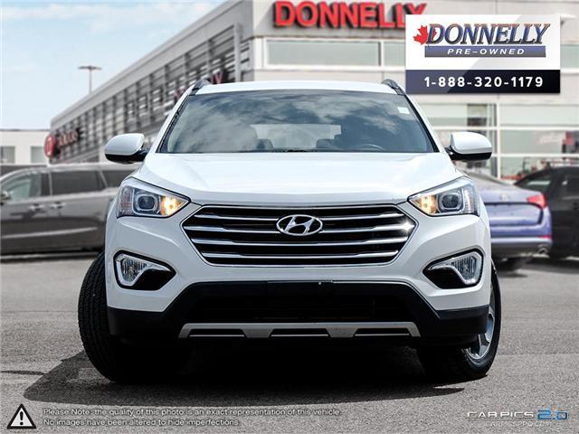 2015 Hyundai Santa Fe XL Premium (Stk: CLKUR2268A) in Kanata - Image 2 of 27