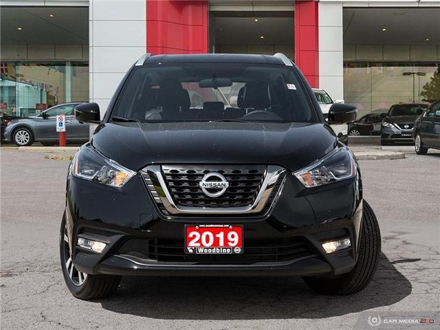 2019 Nissan Kicks SR (Stk: P7353) in Etobicoke - Image 2 of 26