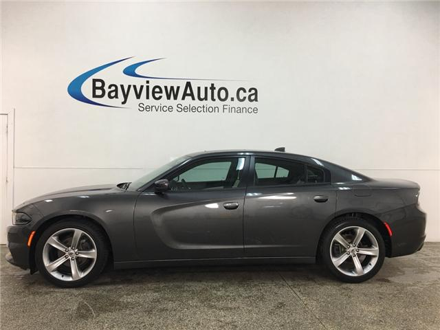 2018 Dodge Charger SXT Plus (Stk: 35101W) in Belleville - Image 1 of 30