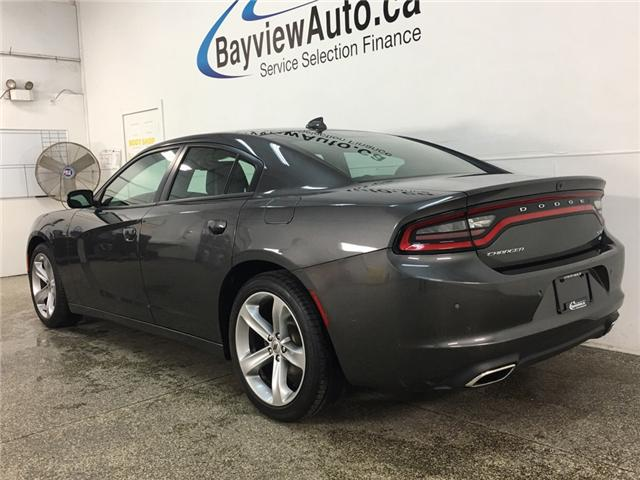 2018 Dodge Charger SXT Plus (Stk: 35101W) in Belleville - Image 5 of 30
