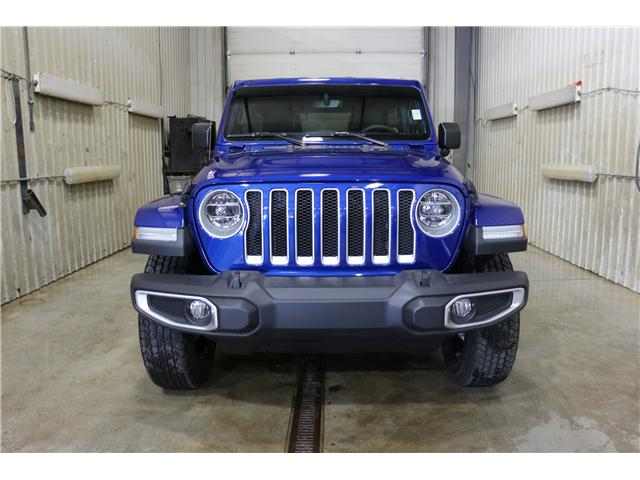 2019 Jeep Wrangler Unlimited Sahara (Stk: KT042) in Rocky Mountain House - Image 2 of 29