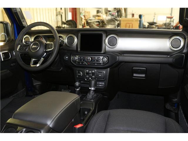 2019 Jeep Wrangler Unlimited Sahara (Stk: KT042) in Rocky Mountain House - Image 20 of 29