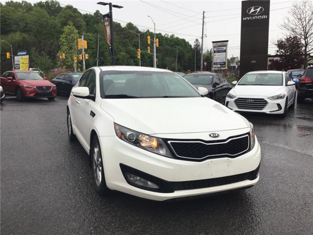 2013 Kia Optima EX Turbo (Stk: X1300A) in Ottawa - Image 1 of 14