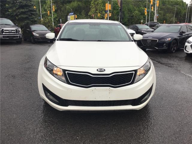 2013 Kia Optima EX Turbo (Stk: X1300A) in Ottawa - Image 2 of 14